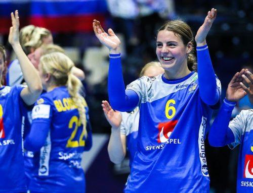 Sverige toppar tabellen efter dubbla segrar
