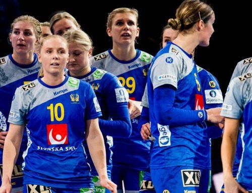 Sveriges trupp till dam EM 2018