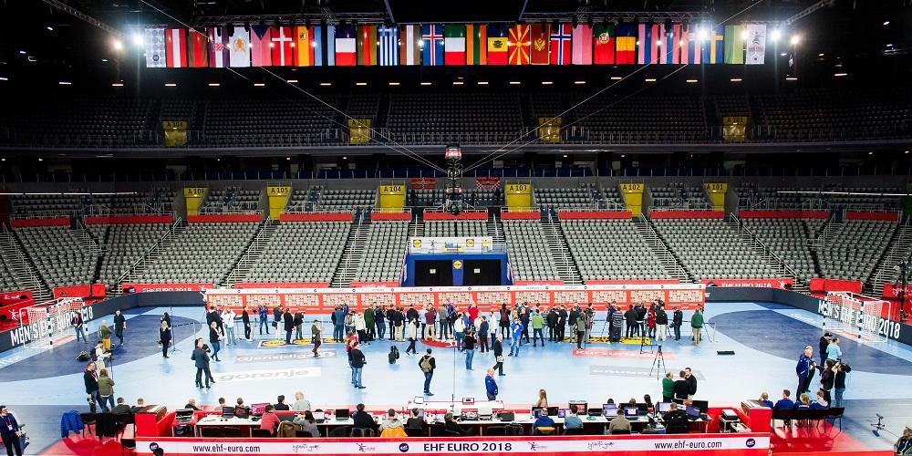 Pressträff Handbolls EM 2018