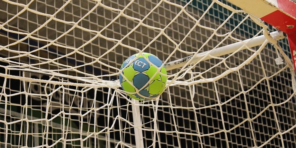 handboll i nät