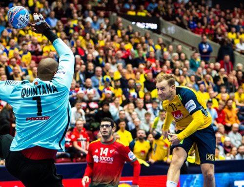 Just nu: Sverige i underläge