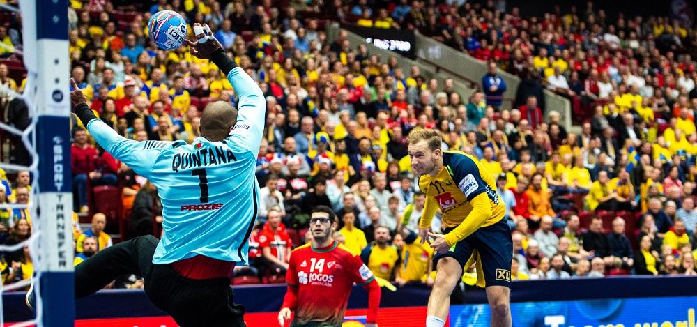 Sverige-Portugal under EM 2020