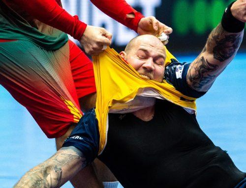 Sverige förlorade stort mot Portugal