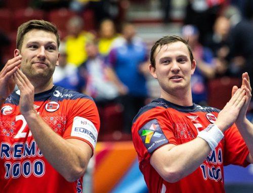 EM Dag 13 – Norge klara för semifinal