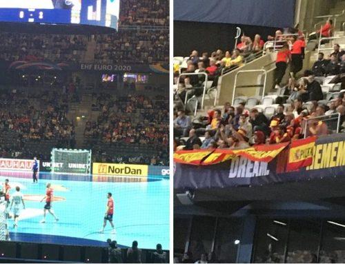 Spanien blir andra finallaget och ställs nu mot Kroatien i finalen