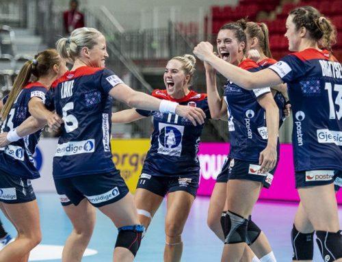 Norges Stine Bredal Oftedal utsedd till världens bästa damspelare 2019