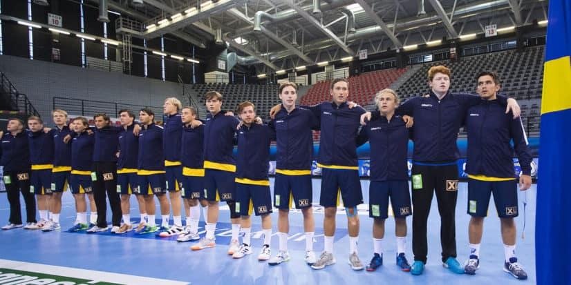 Svenska U20 landslaget