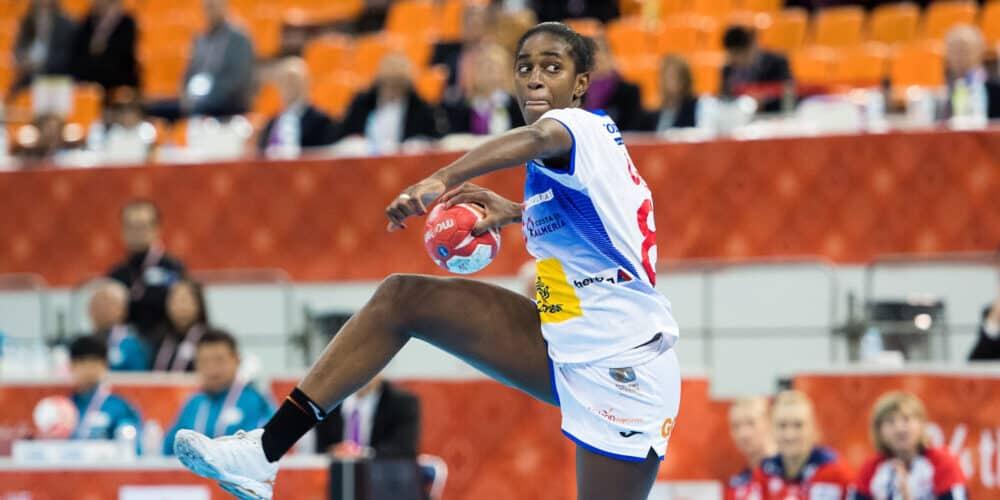 Alexandrina Cabral Barbosa, Spanien