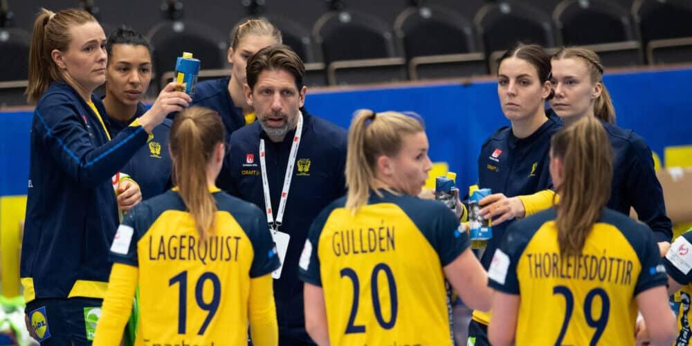 Svenska damlandslaget i handboll