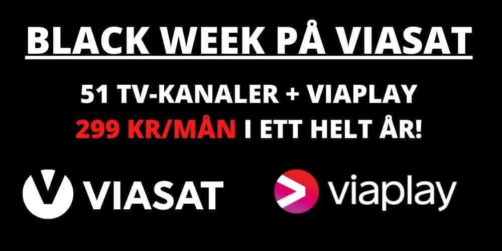 Black week viasat