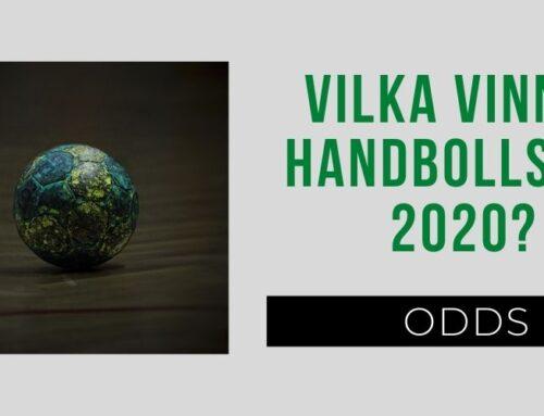 Vilka nationer är favoriter att vinna Handbolls-EM 2020?