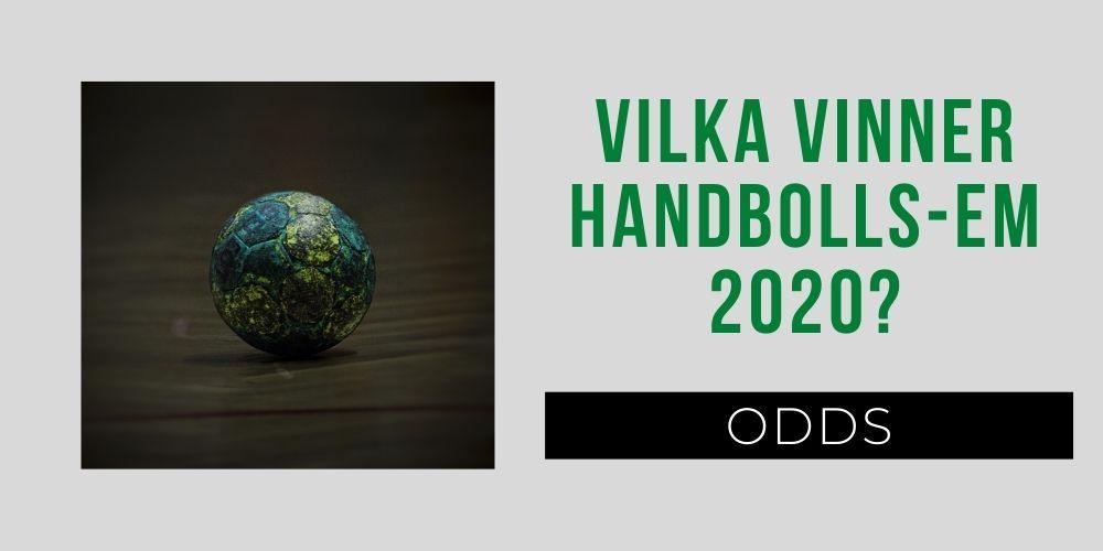 Vilka vinner handbolls EM 2020