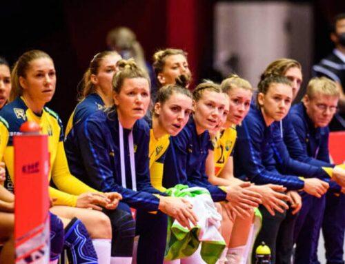 Idag lottades kvalgrupperna till damernas EM 2022