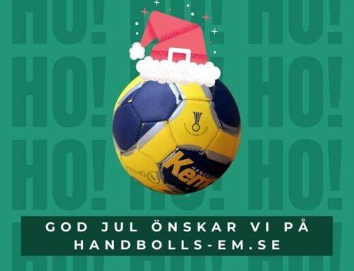 God Jul önskar vi på Handbolls-EM.se