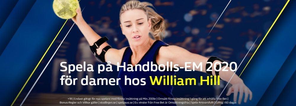 Banner William Hill
