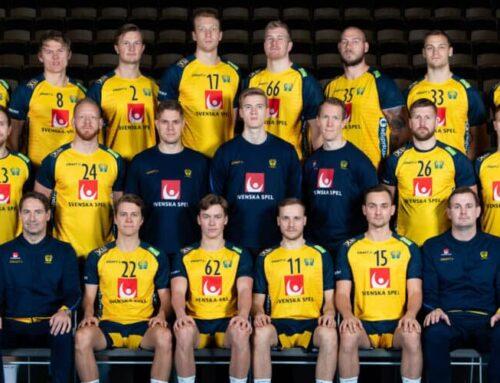 Den 13 januari startar handbolls-VM