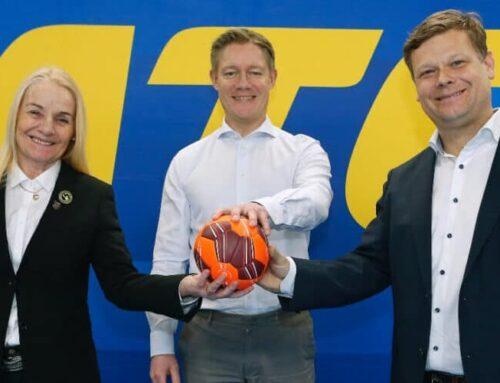 ATG blir ny huvudsponsor till svensk handboll