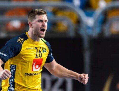 Svensk seger i EM-kvalet mot Montenegro