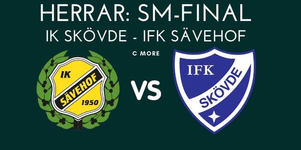 IK Sävehof-IFK Skövde
