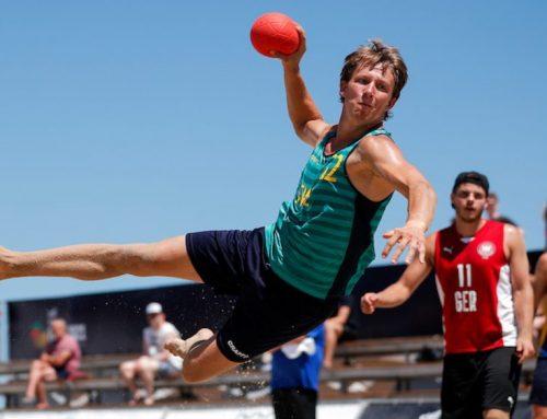 Sverige slutade på en elfteplats i beachhandbolls-EM
